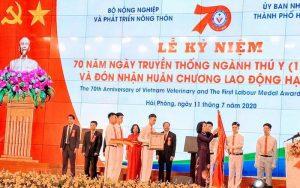 Kỷ niệm 70 năm Ngày truyền thống Ngành Thú y Việt Nam